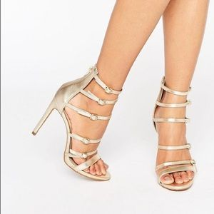 Aldo • Nandra Strappy Dress Sandal Sz 11